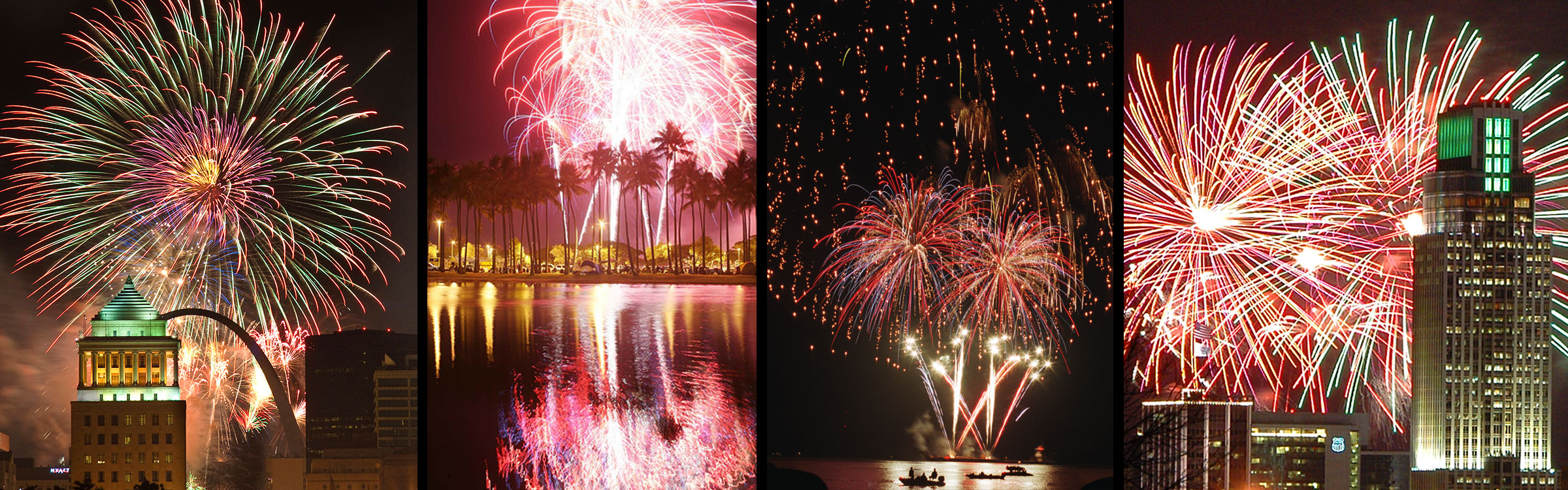 Fireworks Displays, Pyrotechnics, Flame Effects Company